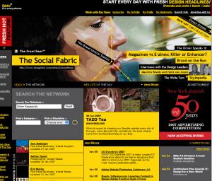 Social-Fabrric-Design