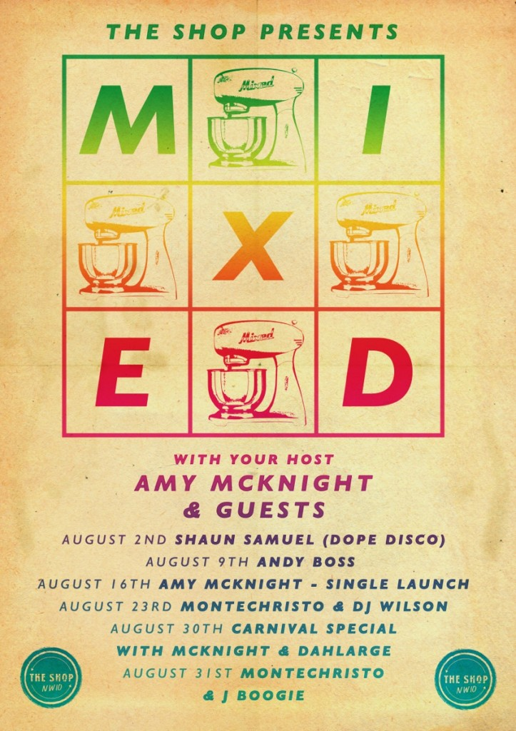 MIXED AUGUST V.3